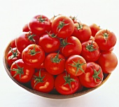 A Bowl Full of Juicy Tomatoes