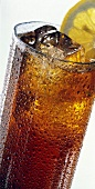 A Glass of Refreshing Iced Tea