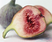 Figs and two fig halves