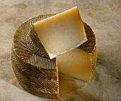 Manchego, a Spanish hard cheese