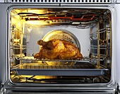 Chicken in Oven