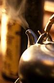 Steaming Teapot