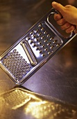 A vegetable grater