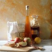 Apfelwein und Calvados