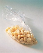 Gnocchi in freezer bag