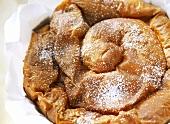 Ensaimada: coiled yeast doughnut (from Spain)