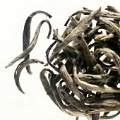 Jasmine tea leaves