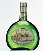 Bottle of Mateus (Portuguese white wine)