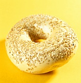 Bagel with sesame