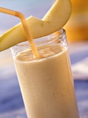 Pear buttermilk flip for diabetics