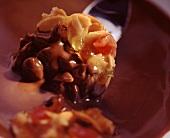 Florentiner mit Schokoladenguss