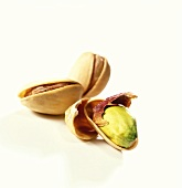 Pistachios, one shelled