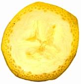 Slice of banana