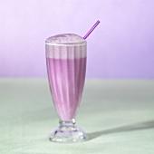 Red grape shake