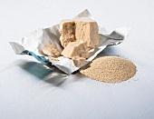 Fresh and dried yeast