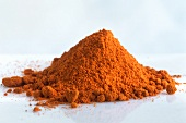 A heap of chili powder