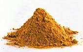 A heap of curry powder