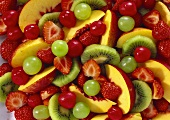 Mixed fruit (filling the picture)