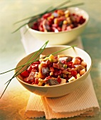 Herring Salad with Red Beets