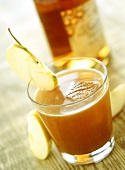 Apple punch with Calvados
