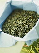 Green tea (China Gunpowder)