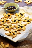 Pinwheels with jam