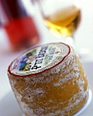 French Petit Basque cheese