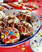 Kinder chocolate muffins