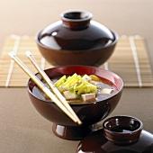 Miso soup (Japan)