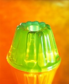 Green Gelatin Mold