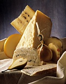 Assorted Italian Cheeses