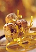 Panettoncini natalizi (Mini Christmas cakes, Italy)