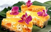 Exotic rice gateau
