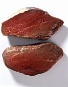 Horse steaks