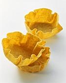 Taco-Schälchen (mexikanische Maisschalen)