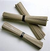 Japanese buckwheat noodles