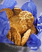 Anzac Biscuits (australische Plätzchen)
