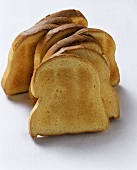 A few slices of toast