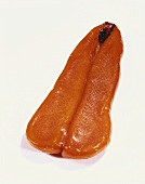 Bottarga (dried grey mullet caviar, Italy)