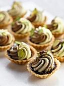 Cream tarts