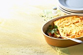Pastitio (Macaroni and mince dish, Greece)