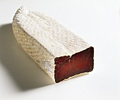 Bündnerfleisch (air-dried beef)
