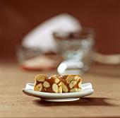 Cashew nut toffee