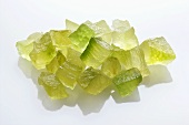 Diced candied peel (Citron)