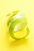 Green apple peel