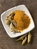 Turmeric, ground and root