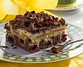 Thuringian Snow White cake (chocolate cherry cake)
