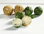 Roquefort balls
