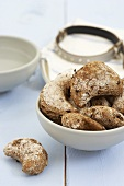 Buttermilk and liver snacks for dogs