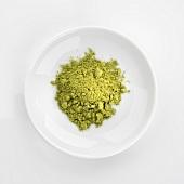 Matcha tea powder (grown organically)